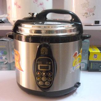 容声电压力锅 - 舒兰市容声小家电